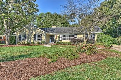 Sherwood Forest Single Family Home Under Contract-Show: 4700 Emory Lane
