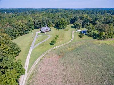 Rowan County Single Family Home For Sale: 9270 Old Beatty Ford Road #25AC