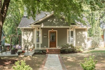Dilworth Single Family Home Under Contract-Show: 415 Rensselaer Avenue