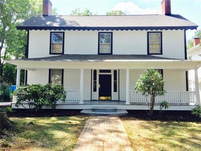 Cabarrus County Single Family Home For Sale: 17 Yorktown Street NW
