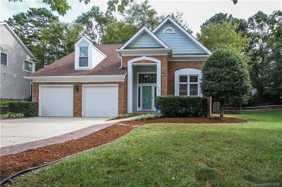 Charlotte Single Family Home For Sale: 10741 Summitt Tree Court #6