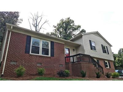Gaston County Single Family Home For Sale: 808 Forestbrook Drive