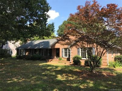 Gaston County Single Family Home For Sale: 3712 Princeton Drive