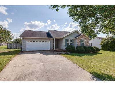 Mocksville NC Single Family Home For Sale: $140,000