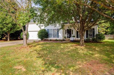 Mooresville Single Family Home Under Contract-Show: 156 Samdusky Lane