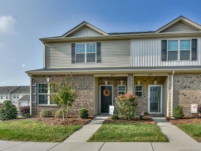 Indian Trail Condo/Townhouse Under Contract-Show