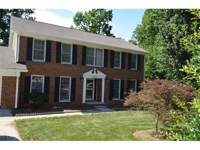 Brightmoor Single Family Home For Sale: 2304 Whispering Spring Drive