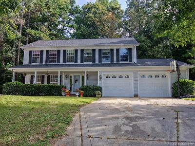 Charlotte NC Single Family Home For Sale: $199,999