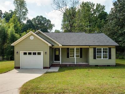 Harrisburg, Kannapolis Single Family Home For Sale: 1014 Austin Avenue