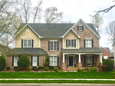 Huntersville Single Family Home Under Contract-Show: 8013 Pendley Lane