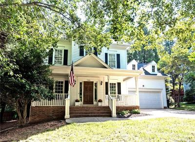 Union County Single Family Home For Sale: 7903 Red Oaks Trail