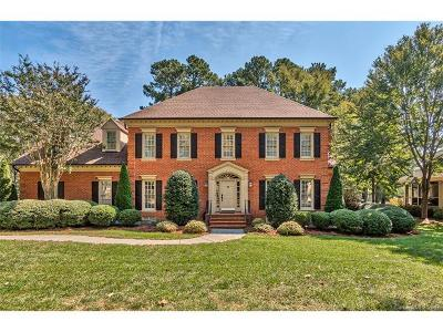 Charlotte NC Single Family Home For Sale: $789,900