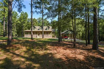 Rock Hill Single Family Home For Sale: 3852 Reid Road