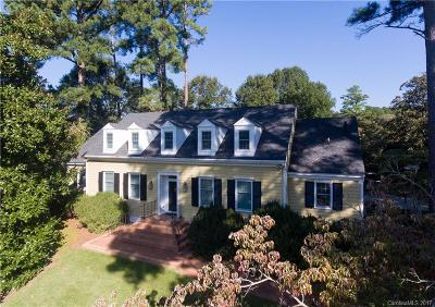 Rock Hill Single Family Home Under Contract-Show: 427 Windsor Terrace