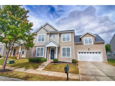 Huntersville Single Family Home For Sale: 9515 Inglenook Lane