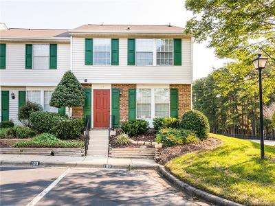 Pineville Condo/Townhouse Under Contract-Show