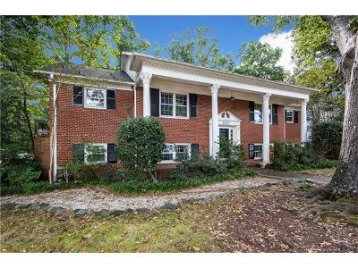 Olde Providence Single Family Home For Sale: 6809 Knightswood Drive