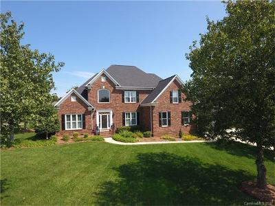 Huntersville Single Family Home For Sale: 12811 Cadgwith Cove Drive