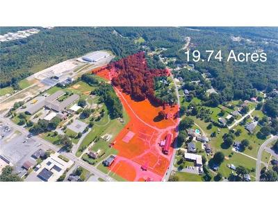 Residential Lots & Land For Sale: 19.97 Acres Saint James Church Road