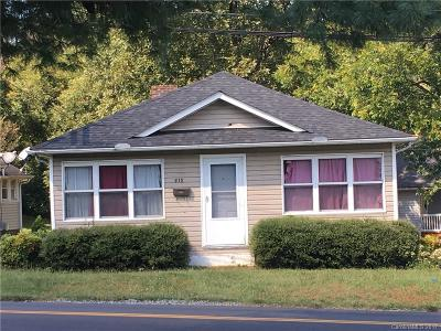 Kannapolis Single Family Home For Sale: 715 Fairview Street