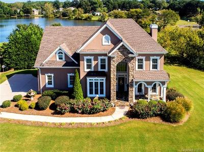 Fort Mill Single Family Home For Sale: 138 Lake Point Drive