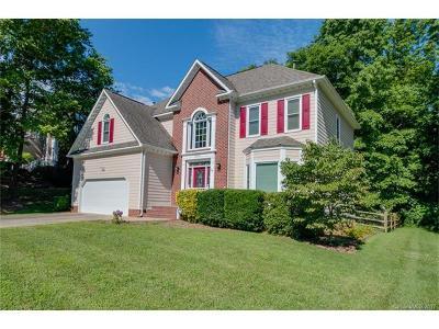 Single Family Home For Sale: 4900 Chestnut Knoll Lane