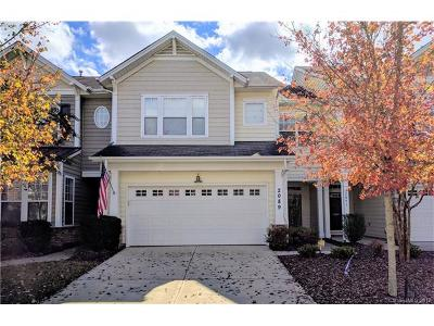 Tega Cay Condo/Townhouse For Sale: 2089 Calloway Pines Drive