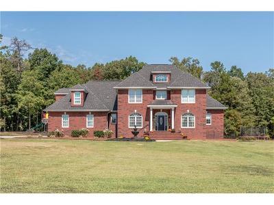 Marshville Single Family Home For Sale: 3417 Gilboa Road