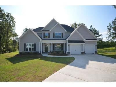 Statesville Single Family Home For Sale: 137 Wylie Trail