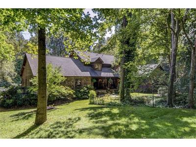 Davidson Single Family Home For Sale: 18210 Barnhardt Road