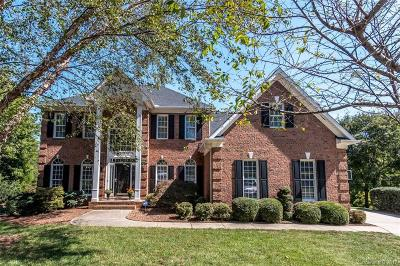 Huntersville Single Family Home For Sale: 12940 Cadgwith Cove Drive