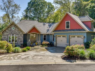 Hendersonville Single Family Home Under Contract-Show: 311 Carriage Crest Drive