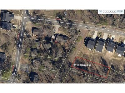 Residential Lots & Land For Sale: 7111 Worrell Drive