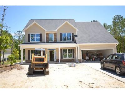 Statesville Single Family Home For Sale: 107 Wylie Trail