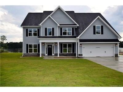 Statesville Single Family Home For Sale: 168 Wylie Trail