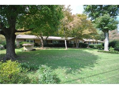 Mint Hill Single Family Home For Sale: 5127 Lebanon Road