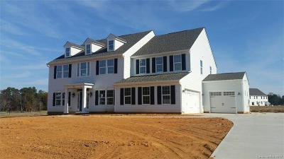 Waxhaw Single Family Home For Sale: 915 Abbywood Drive #Lot 63