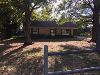 Indian Trail Single Family Home Under Contract-Show: 7805 Teakwood Road #5
