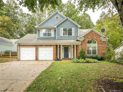 Huntersville Single Family Home Under Contract-Show: 9200 Twin Trail Drive #27