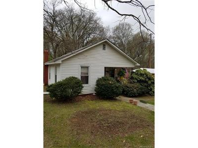 Kannapolis Single Family Home For Sale: 220 Mary Street