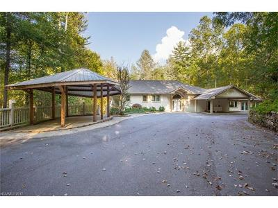 Pisgah Forest Single Family Home For Sale: 293 Sweetwater Lane #15