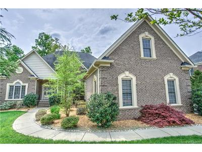 Matthews Single Family Home For Sale: 5897 Four Wood Drive