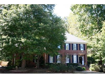 Matthews Single Family Home For Sale: 2014 Brook View Court