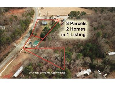 Waxhaw Single Family Home For Sale: 4302 Helms Road