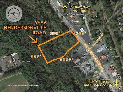 Arden Residential Lots & Land For Sale: 9999 Hendersonville Road