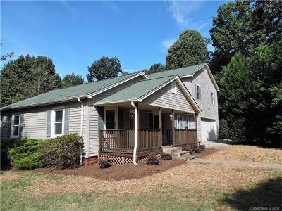 Catawba Single Family Home For Sale: 1751 Robert Martin Road
