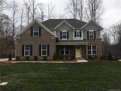 Gastonia Single Family Home For Sale: 5417 Grayson Ridge Court #L88