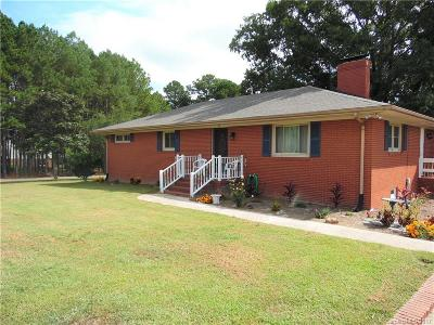 Stanly County Single Family Home For Sale: 112 N Cemetary Street