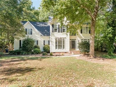 Weddington Single Family Home For Sale: 6100 Hunter Lane