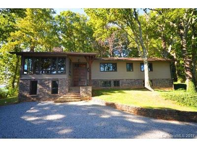 Tryon Single Family Home For Sale: 2045 Hogback Mountain Road